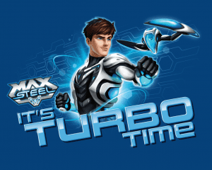 Max Steel - Background Max Steel 4