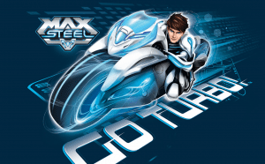 Max Steel - Background