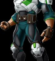 Max Steel - Comandante Forge Ferrus