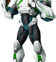 Max Steel - Jefferson Smith Aliado Max Steel