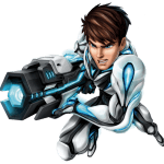 Max Steel – Max Steel 4 PNG