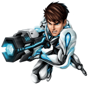 Max Steel - Max Steel 4