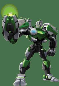 Max Steel - Team Turbo CYTRO Max Steel Reboot