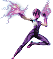 Max Steel - Team Turbo Rayne Martinez Tempestra