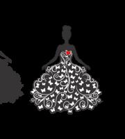 Molde de Casamento Noiva 1 para EVA – Feltro e Artesanato