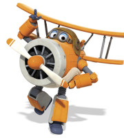 Super Wings - Albert Super Wings 2