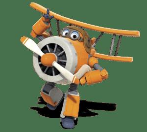 Super Wings - Albert Super Wings 2