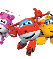 Super Wings - Amigos Super Wings 2