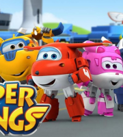 Super Wings - Background Super Wings 5