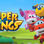 Super Wings – Background Super Wings 6 PNG
