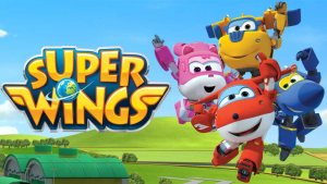 Super Wings - Background Super Wings 6