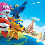 Super Wings – Background Super Wings 7 PNG