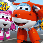 Super Wings – Background Super Wings 9