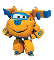Super Wings - Donnie Super Wings 3