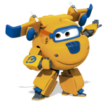 Super Wings – Donnie Super Wings PNG