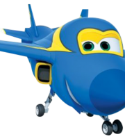 Super Wings - Jerome Super Wings 2