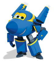 Super Wings - Jerome Super Wings 3