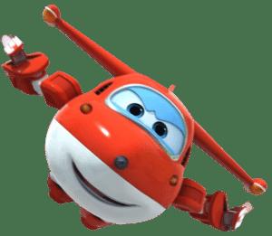 Super Wings - Jett Super Wings 3