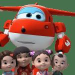 Super Wings – Jett Super Wings 6 PNG