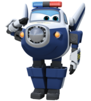 Super Wings - Paul Super Wings 2