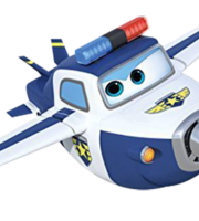 Super Wings - Paul Super Wings 3