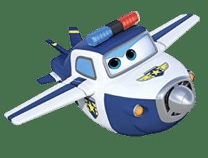 Super Wings - Paul Super Wings 3