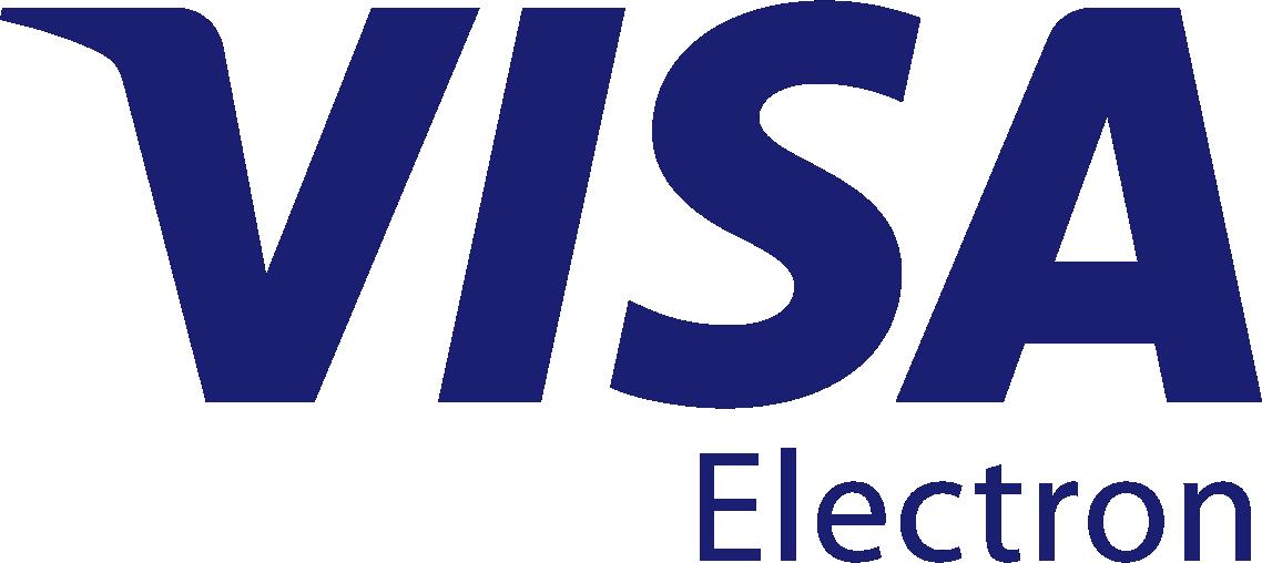 Visa Electron Logo Vetorizado e PNG Editável Imagens e Moldes