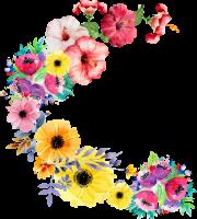 Imagem em png de flores 1 para casamento