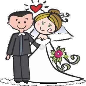 Imagens png de noivos casamento 43