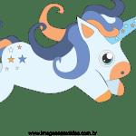 Imagem de Unicórnio 6 -PNG para personalizados