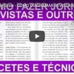 Como Diagramar Revistas e Jornais no Corel Draw