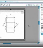 Como Salvar Molde da Silhouette em PDF Para Corel e Scanncut
