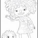 Desenhos Infantis para colorir do Zack & Quack