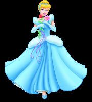 Imagem de Personagens Princesa Cinderela 12