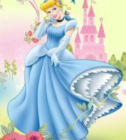 Imagem de Personagens Princesa Cinderela 14