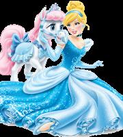 Imagem de Personagens Princesa Cinderela 24