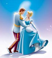 Imagem de Personagens Princesa Cinderela e Príncipe 2