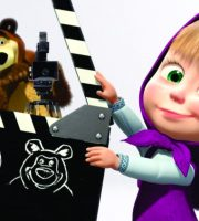 Masha e o Urso - Backgroun Masha e o Urso