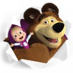 Masha e o Urso – Imagem Masha e o Urso 2 PNG
