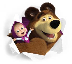 Masha e o Urso - Imagem Masha e o Urso 2