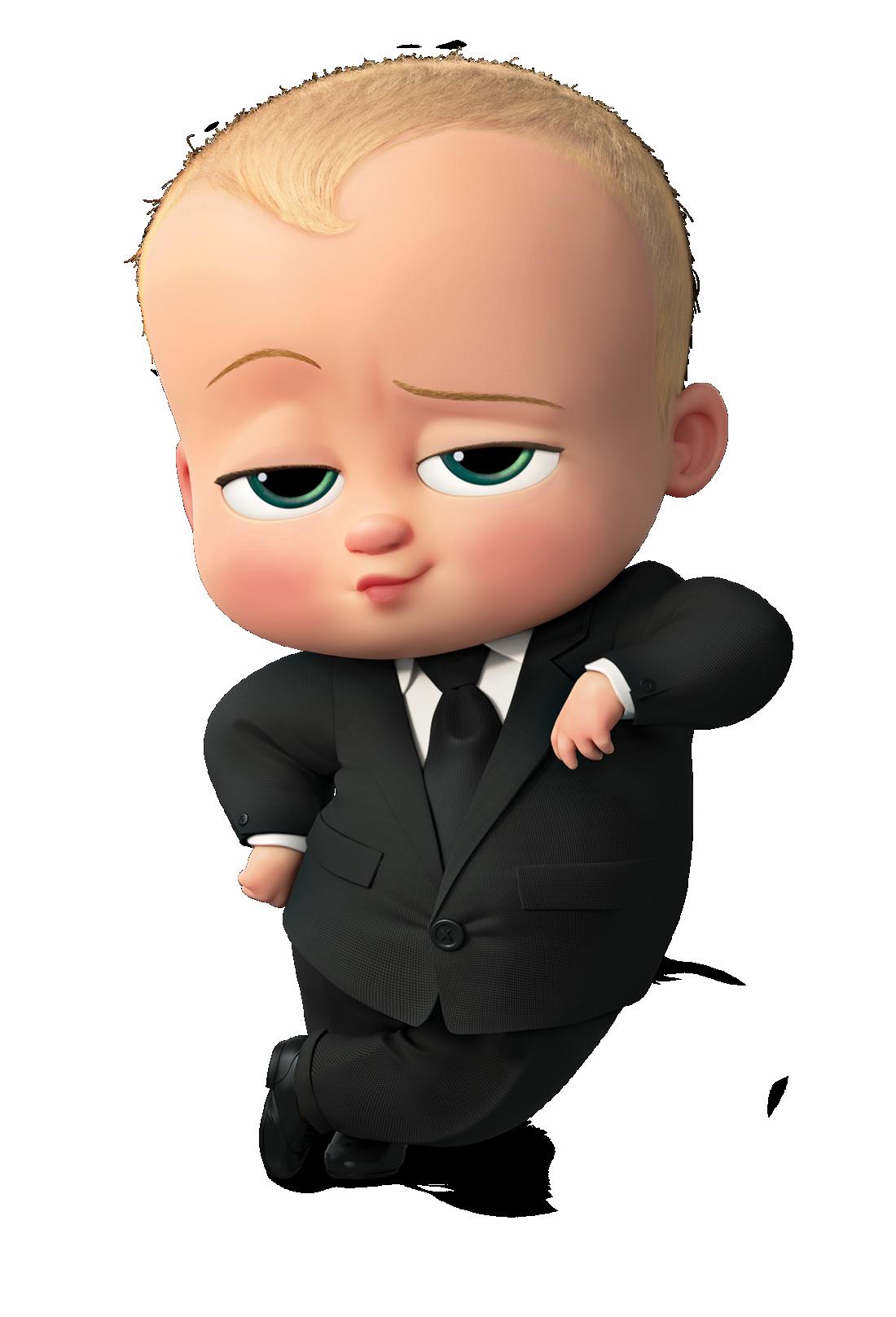 O Poderoso Chefinho Baby Boss 6 Png Imagens E Moldes Com Br