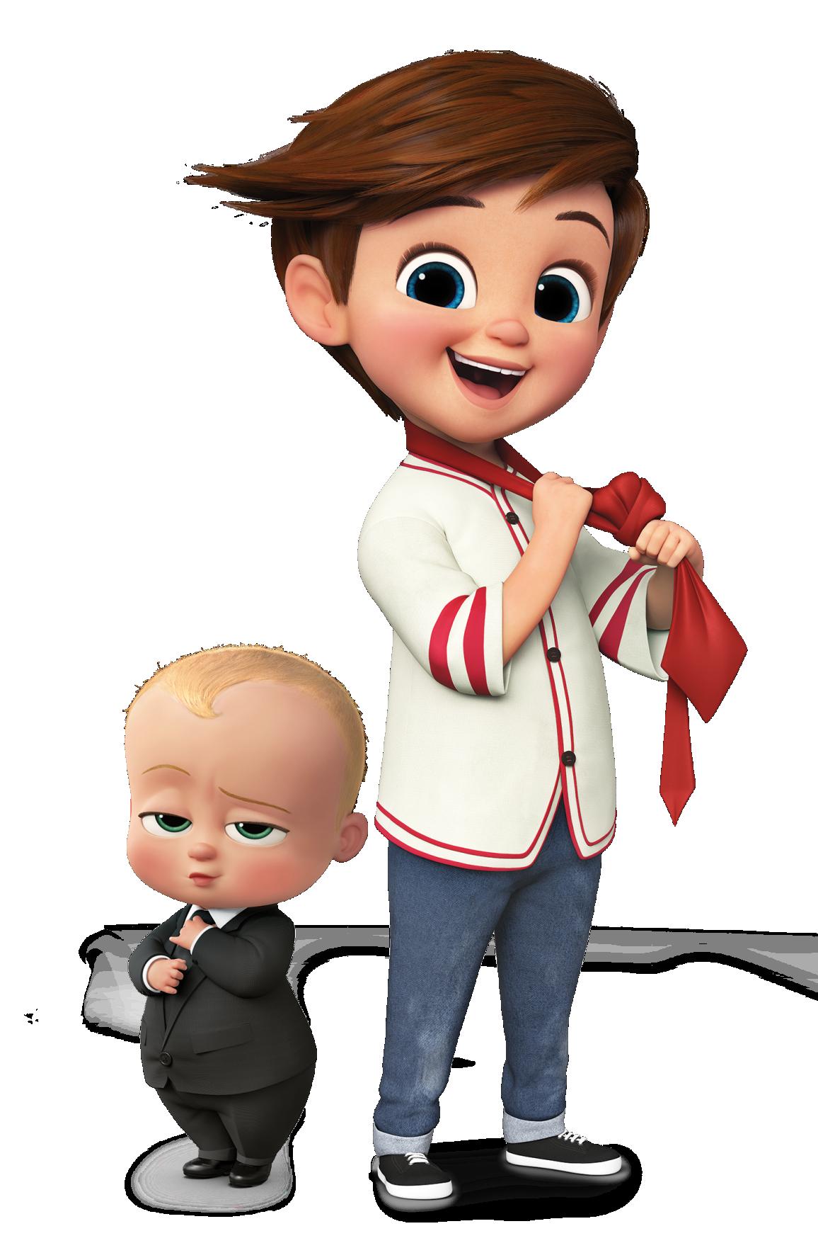 O Poderoso Chefinho Baby Boss e Tim 2 PNG Imagens e Moldes ...