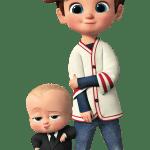 O Poderoso Chefinho Baby Boss e Tim PNG