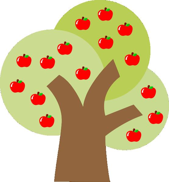 Árvore Maçãs Vetor E Png