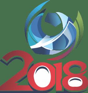 Copa do Mundo Rússia 2018 - Logo 2018