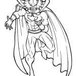 Desenhos para colorir do Aquaman