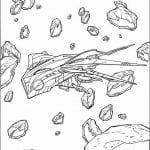 Desenhos para colorir dos Guardiões da Galáxia