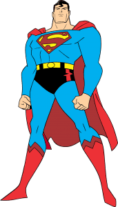Liga da Justiça - Superman