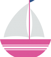 Marinheira Cute - Barco