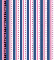 Marinheira Cute - Papel Digital Listras e Estrelas
